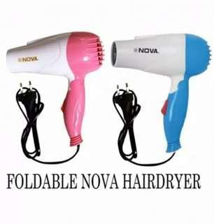 Nova hairdryer
