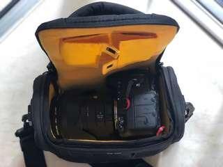 Compact DSLR Camera Case Bag Kata DC 437