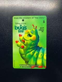 Clearing Stocks: Singapore Early SMRT/Transit Link Card - Bug's Life
