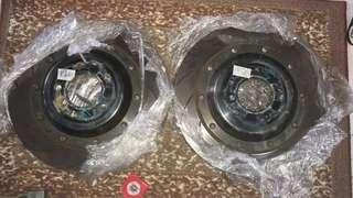 BMW E39 Front Rotor 390mm