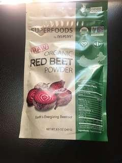 (New)Superfoods organic red beet power