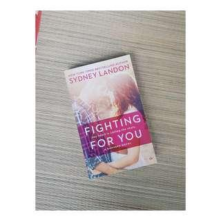 Fighting for You (English)