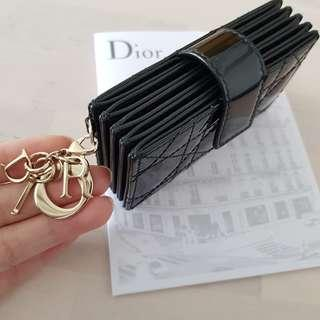 Lady Dior Gusseted Card Holder incl. receipt