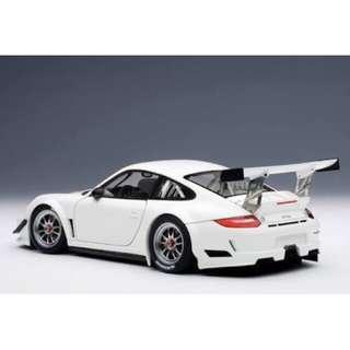 Porsche GT3 black / white