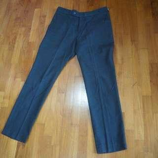 MENSWEAR Made to Measure Side Tab Pants