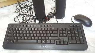 Dell Keyboard+Mouse+Speakers