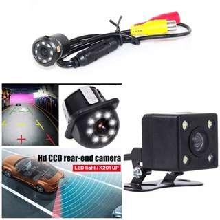 Rear Reverse Camera With LED Lights - New, Complete Set