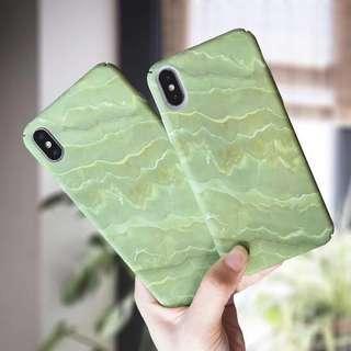 PO: Royal Jade iPhone Case
