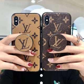 PO: LV Popsocket iPhone Case