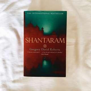 gregory david roberts / shantaram