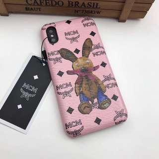 PO: MCM Inspired iPhone Case