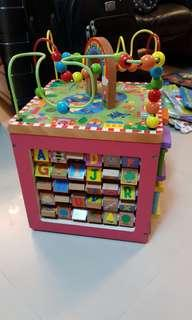 High Quality Wooden Play Toy