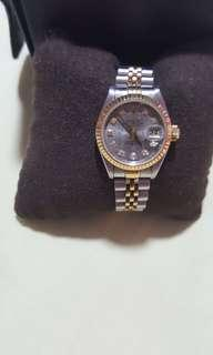 Rolex ladies datejust watch - Fast deal $4.2k
