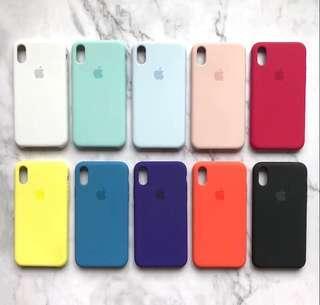 PO: Silicone Rubber iPhone Case