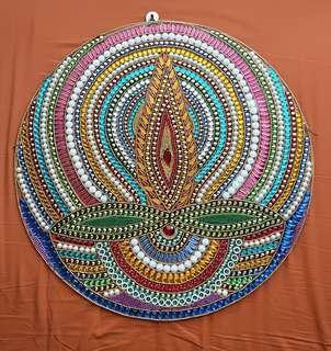 (New Arrival) Indian Rangoli Design
