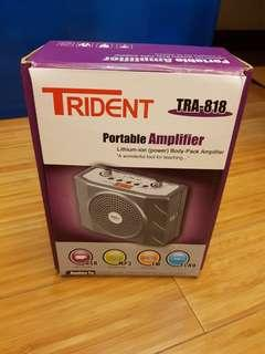 Trident Portable Amplifier