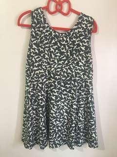 🚚 小海鷗長版背心洋裝