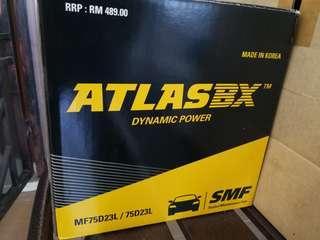 MF75D23L Car Battery