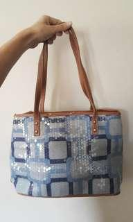 Authentic Nine West sequenced Bag