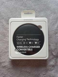 Samsung wireless charger pad & stand. EP PG950. ORIGINAL.