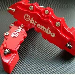 SMALL BREMBO BRAKE CALIPER COVER ( PLASTIK ABS )