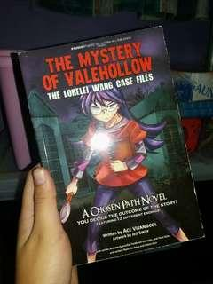 The Mystery of Valehollow