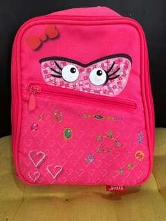 Zip It Pink Lunch Bag 1