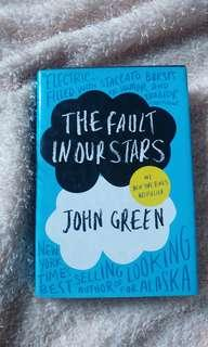 Hardcover 💕 The Fault In Our Stars by John Green