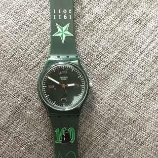 La Salle DLSU Swatch Centennial Collection