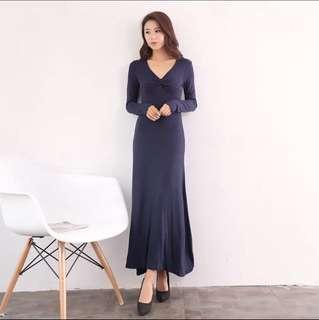 Super slim dress