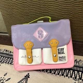 🚚 Stay Real 黛西配色 後背包 手提包 側背包