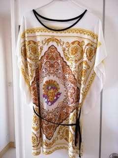 花花鬆身上衣, all size,90%new #sellfaster