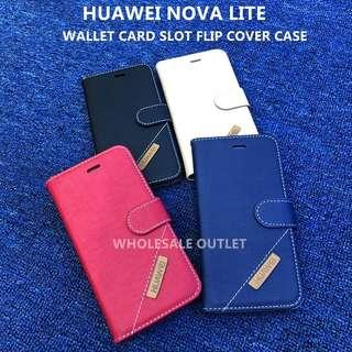 Nova lite red case and tampered glass