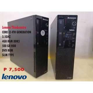 Lenovo system Unit