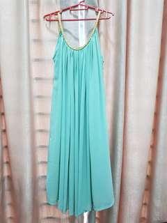 #MFEB20 Flowy Chiffon Dress