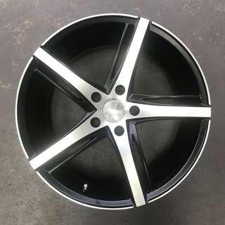 "Used 19"" BMW Rims"