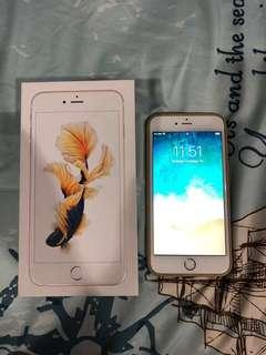 iPhone 6s Plus 64gb silver fullset
