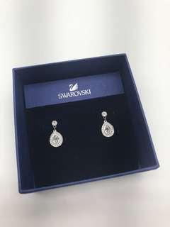 Swarovski Earrings NIB