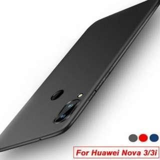 (New Arrival!) Huawei Nova 3i Anti Shock Full Protection Soft Casing 360 Degree