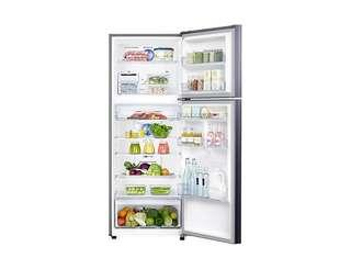 CHEAPEST with Warranty Free replacement Left 2 year+  Samsung Fridge RT38K503AUT/SS