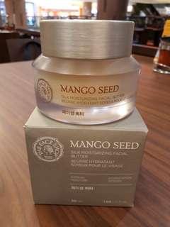 The Face Shop Mango Seed Silk Moisturizing Facial Butter