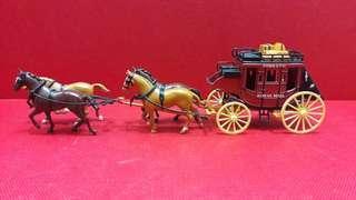 罕有中古  MatchBox Model of Yesteryear 馬車