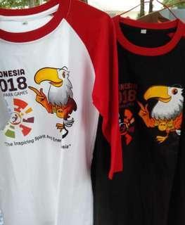 Asian Games t-shirt