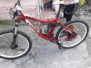 Fullsus bike 26r