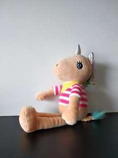 Cute Unicorn Stuffed Toy