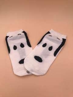 日本直送 全新Snoopy 襪一對 (Free Size)