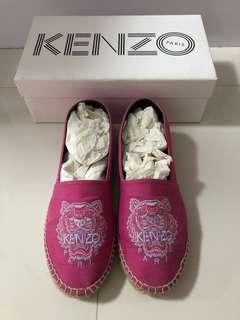 🚚 Kenzo Tiger Espadrilles almost new