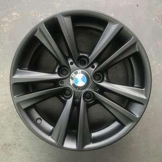 "Used 16"" Original BMW Rims"