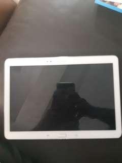Spoilt Samsung tablet