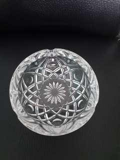 Beautiful glass tray